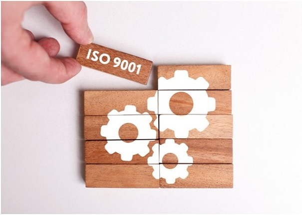 ISO 9001 building blocks