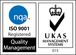 UKAS Certification Stamp