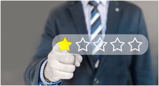 Customer Satisfaction 1 star