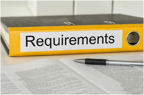 requirements for documentation