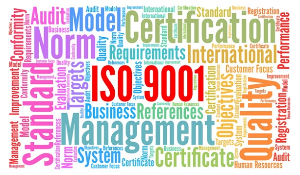 ISO 9001 words