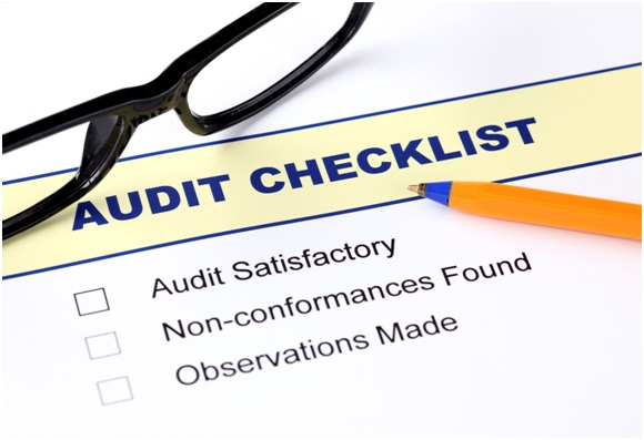 non-conformance audit checklist