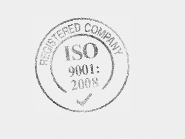 ISO 9001 Quality Manual Template Stamp